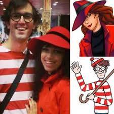 Wheres Waldo Halloween Costume Carmen Sandiego Waldo 16 Halloween Costumes U002790s