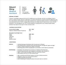 Resume Template For Administrative Assistant Free Resume Medical Administrative Assistant Resume Templates Entry