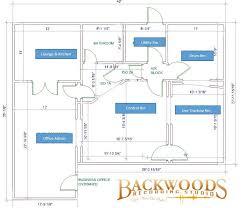 Recording Studio Floor Plans Backwoods Recording Studio Nashville