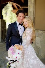 hayley bridal designer hayley had the most magical wedding weekend