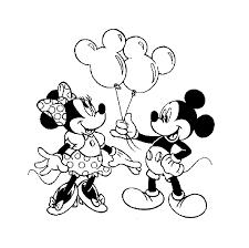 coloriage mickey et ses amis coloriages pour enfants