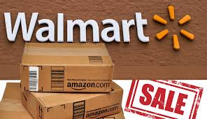 sales at amazon black friday battle of the sales amazon and walmart hosting rival