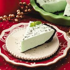 quick grasshopper pie recipe taste of home