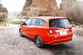 Daihatsu Sigra Trunk Lid Cover Chrome toyota calya e mt price review and specs oto