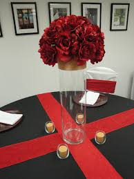 Black And Red Vase Marine Colors Red White Gold And Black Devoted Weddings And