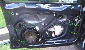 door card interior panel removal mk5 vw vw tdi forum audi