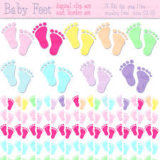 baby shower border clip art many interesting cliparts