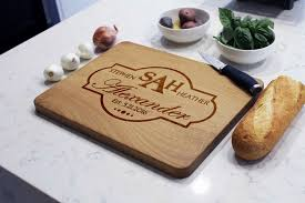 personalize cutting board personalized cutting boards etchey