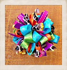 loopy bow 132 best loopy puff bows images on hair bows