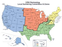 map of usa showing southern states 065states and territories of the united states of america us