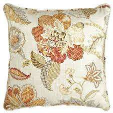 Pier One Peacock Pillow by Eva Jacobean Pillow Outdoor Throw Pillows Pier One On Modern Home
