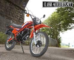 honda mt5 road test classic motorbikes