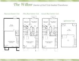 Emerald Park Condos Floor Plans Emerald Walk Lower Southampton New Homes County Builders