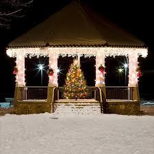 70 led warm white mini lights icicle string lights