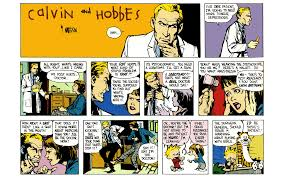 calvin and hobbes and bacon pics