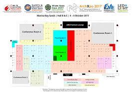 exhibition floor plan floorplan safety u0026 security asia 2017