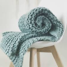 diy blanket blanket knit kit super chunky diy giant throw by wool couture