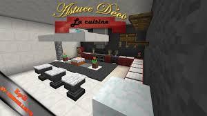 cuisine minecraft astuce déco minecraft ep3 la cuisine
