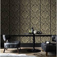 gloriana gold metallic wallpaper grahambrownus
