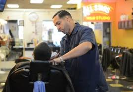 barbershop in reading open for business day after 4 injured in