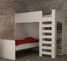 L Shaped Bunk Bed Plans Twin L Shaped Bunk Bed Kid Rooms Pinterest Bunk Bed And Twins