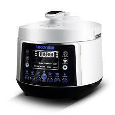 wifi cooker lecon electric pressure cooker double pot 5l wifi intelligent