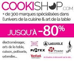 ventes priv馥s cuisine cookishop ventes privées jusqu à 80 sur l univers de la cuisine