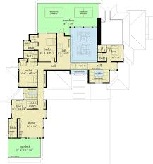 modern living 44106td architectural designs house plans