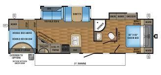 2017 eagle ht travel trailer floorplans u0026 prices jayco inc
