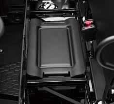 kawasaki underseat storage bin 15 16 mule pro fxt 16 mule pro fx