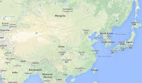 asia east map far east asia brendan s adventures