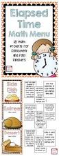 What Time Is It Worksheet Best 25 Elapsed Time Ideas On Pinterest Math Fractions