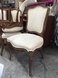 Burlap Dining Chairs Traditionally Upholstered French Dining Chairs More Horsehair And
