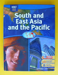 holt social studies gr 6 7 8 textbook south east asia pacific book