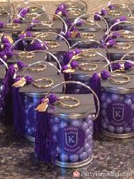 high school graduation party favors graduation party favors mortar board cap mini paint cans filled with