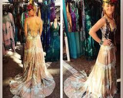 tie dye wedding dress tie dye maxi dress etsy