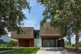 Slab House Plans 289 Sqm Modern Concrete House Design With Unique Structure