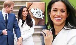Engagement Photos Meghan Markle Engagement Ring From Prince Harry Valued By Experts