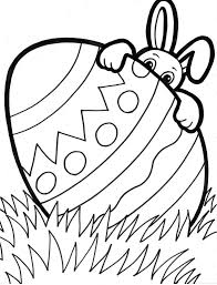 easter coloring pages for kids free colouring pages 5130