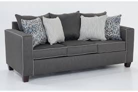 leather sofa living room collection galaxy bob u0027s discount