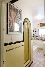 bathrooms ideas with tile gallery inspiration modern yellow tiles for glass small bath