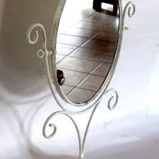 Vanity Stand Mirror Best Vintage Makeup Mirror Products On Wanelo