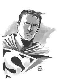 superman sketch by francesco francavilla in matthew popp u0027s