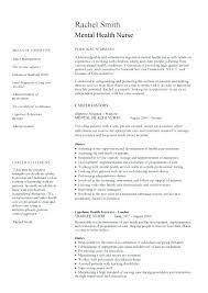 home care nurse resume sample mental health nurse cv gse bookbinder co