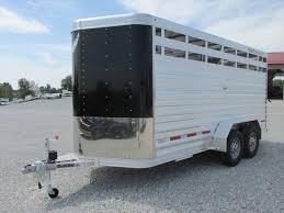 fl47490 2018 featherlite 6 u00277x16 u0027x7 u0027 8107 stock trailer 10 400