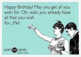 Happy Birthday Husband Meme - pin by marielle stam on birthday wishes pinterest