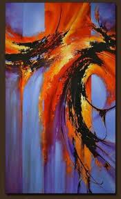 colorful painting series santa fe large abstract contemporarytexas