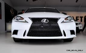 lexus sport car revs daily com 2015 lexus is250 f sport crafted line 4
