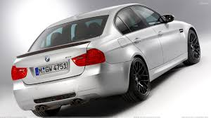 Bmw M3 Back - bmw m3 e90 crt side back pose in white wallpaper