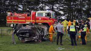 camperdown crash wanted man involved the standard